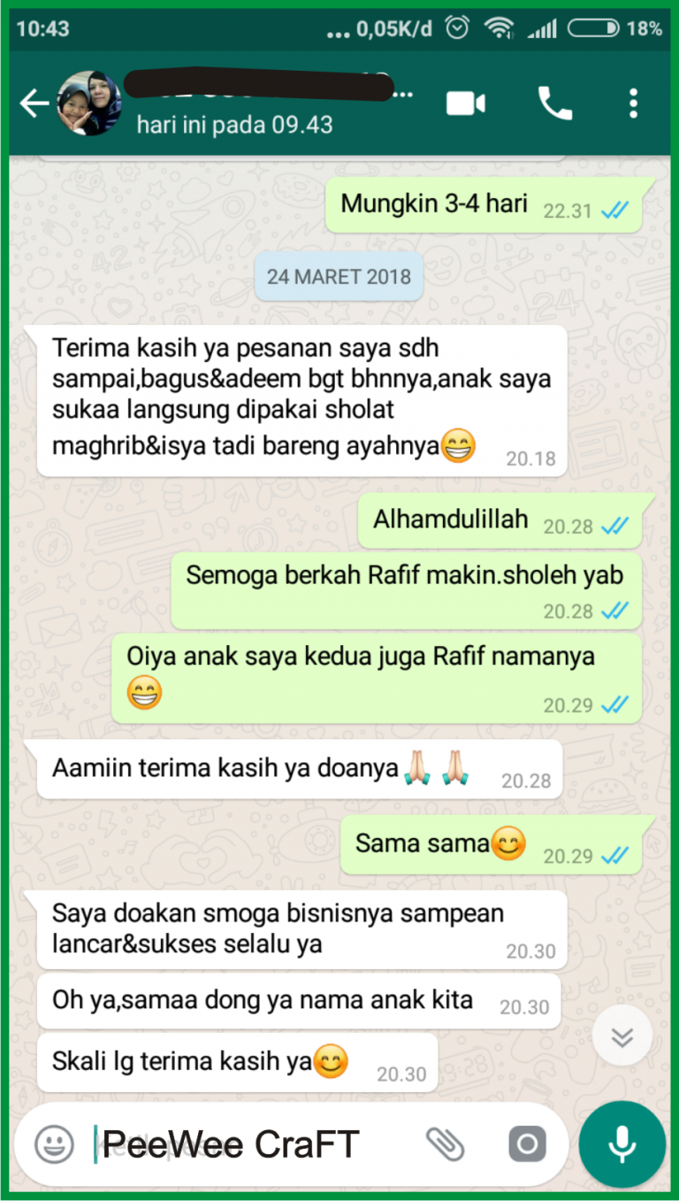 testimoni screenshoot peewee2