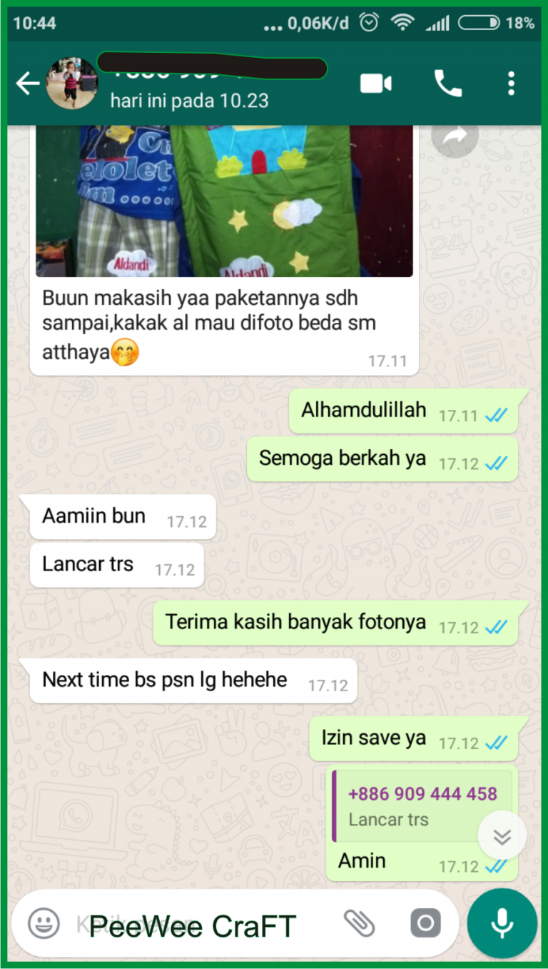 testimoni screenshoot peewee4