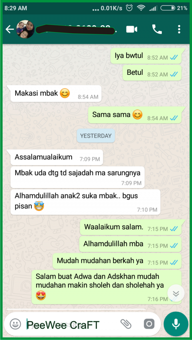 testimoni screenshoot peewee6i