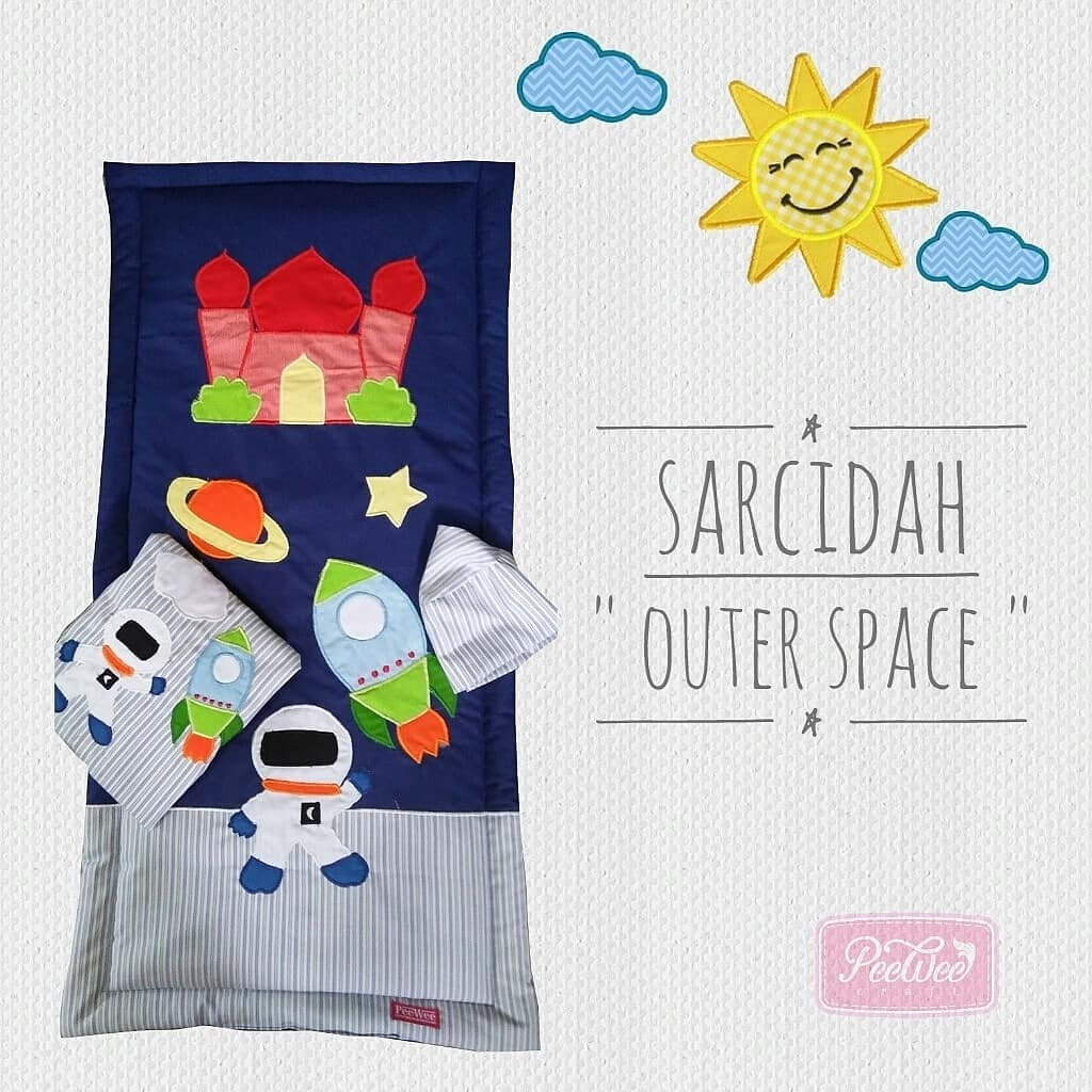 Sajadah Outerspace